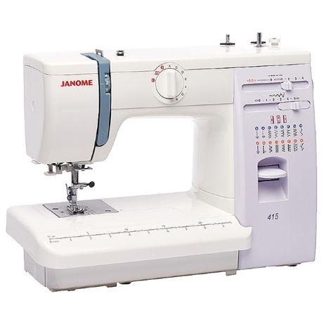 Продам швейную машинку Janome 415