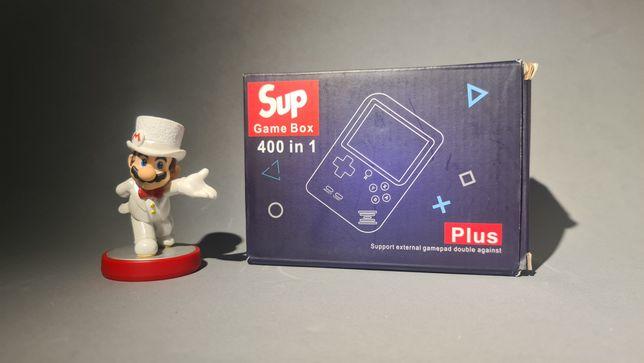 Consola Sup Game Box 400 in 1, Novo