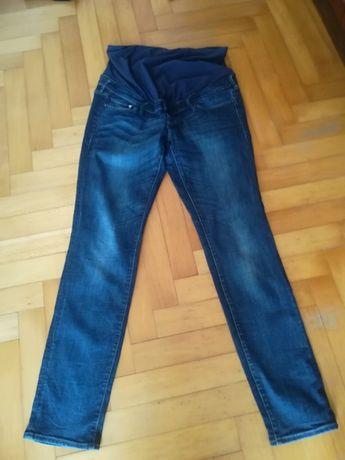 Spodnie ciążowe h&m MAMA rozmiar 44