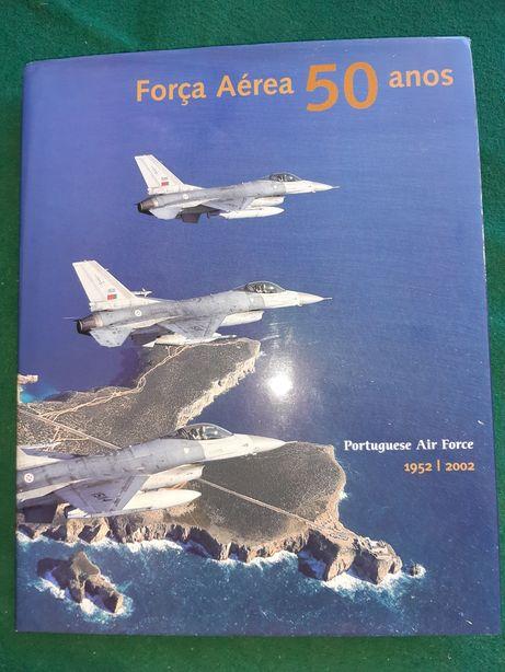 Livro Força Aérea 50 anos 1952/2002