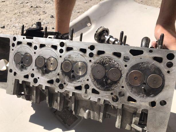 ГБЦ. Фольцваген Таурег Volkswagen Toyreg