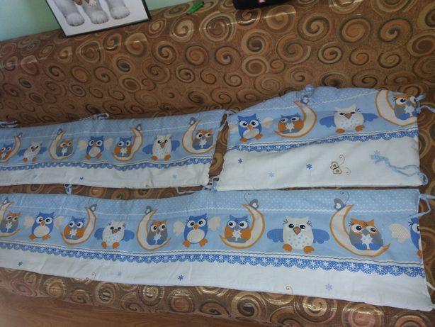 Продам комплект в дитяче ліжечко)