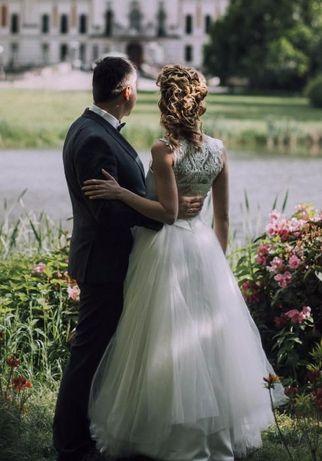 Suknia ślubna 34, 36 okazja!
