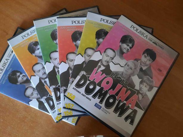Wojna domowa DVD