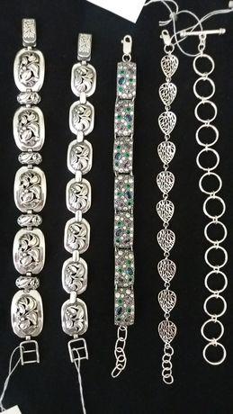 Продам изделия из серебра от производителя (браслеты)