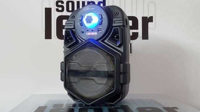ID: 005 Głośnik karaoke bezprzewodowy bluetooth z radiem