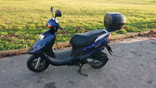 Skuter Suzuki UE 125 sprzedam/zamienię