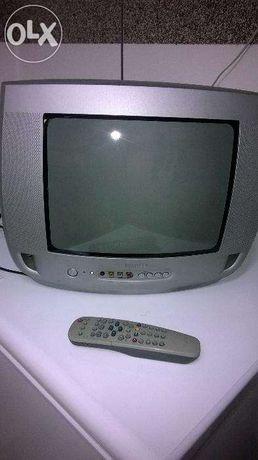 """Telewizor 14 """" Philips z pilotem"""