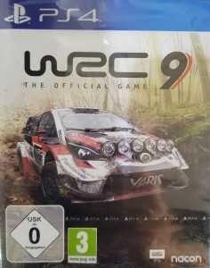 WRC 9 Sony PlayStation 4 !!! PROMOCJA !!! Sklep Vimagco BYDGOSZCZ