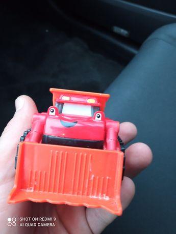 Mattel,оригінал,трактор,бульдозер