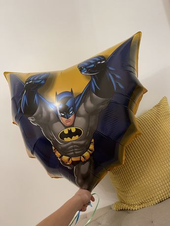 Бетмен надувной шарик бэтмен batman