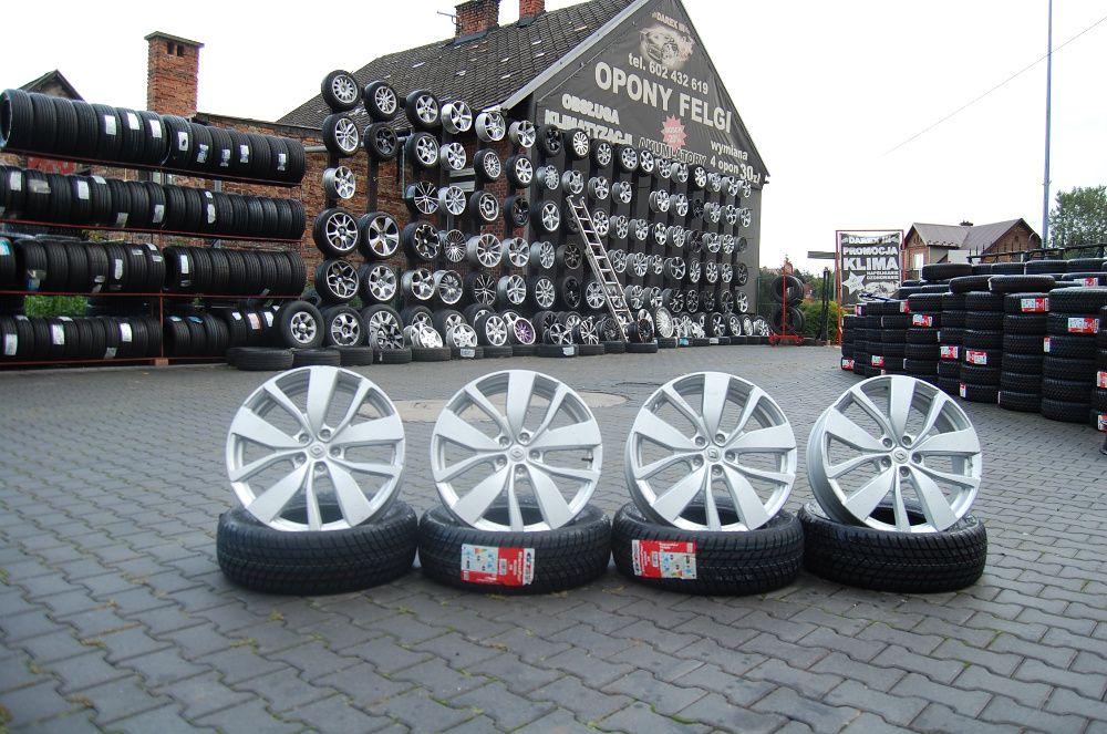 """Felgi aluminiowe RENAULT KADJAR 20"""" 5x114,3 6,5J"""