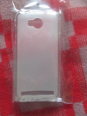 Capa de Protecção Transparente Huawei Y360