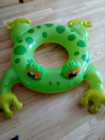 Koło do pływania żaba, żabka