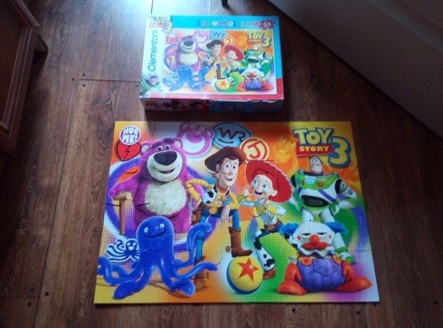 Puzzle 24 maxi Toy Story 3