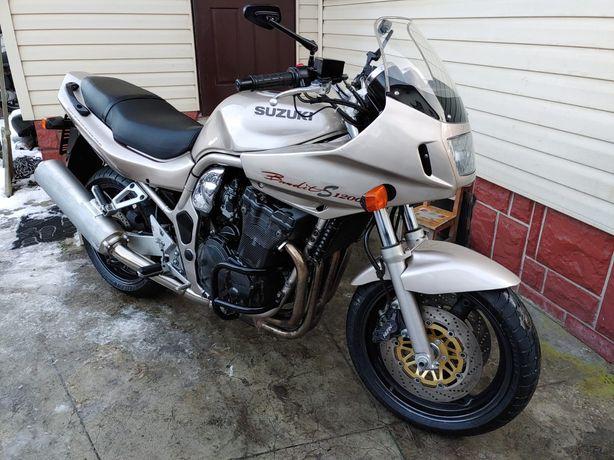Suzuki gsf 1200 bandit  zr