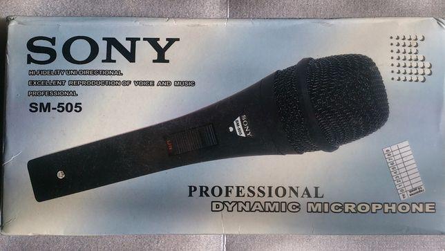 Динамический микрофон Vitek
