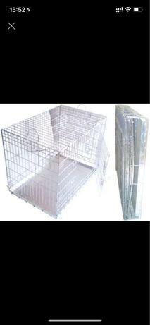 Клетка - вольер для собак 720*1070*815