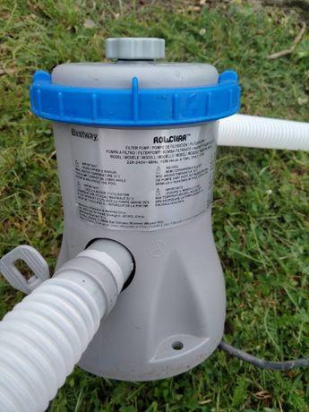 Pompa filtrująca do basenu 1249l/h Bestway