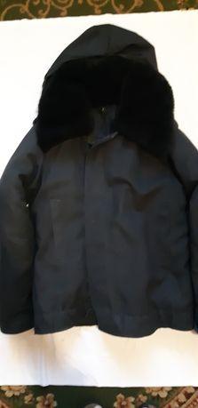 Куртку и брюки брезентовые тёплые ватные