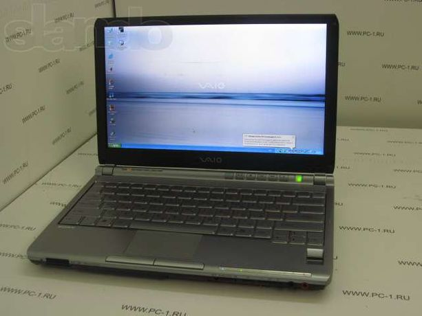 Ноутбук 10.1 Sony VAIO PCG-4H2P + моб. телефон Sony Arc