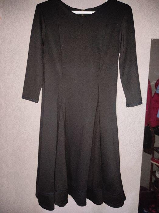 Платье трикотажное Удобное - изображение 1