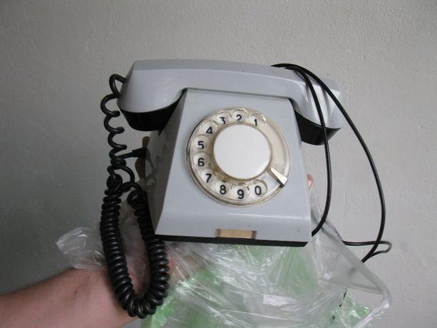 Телефон дисковый ТА-68 производства СССР в хорошем состоянии