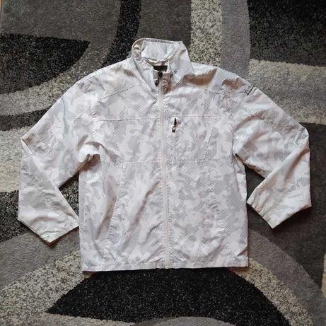 Cienka biała kurtka   XL