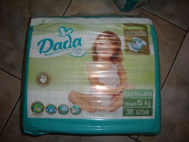 Подгузники Дада 6 размер.