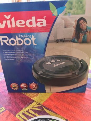 ASPIRADOR Robot INTELIGENTE Vileda Cleaning Robot