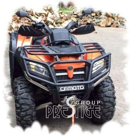 Przedni Zderzak Bumper do quada CF MOTO X8 Terralander