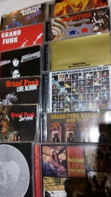 Sprxedam cd zespolu Grand Funk