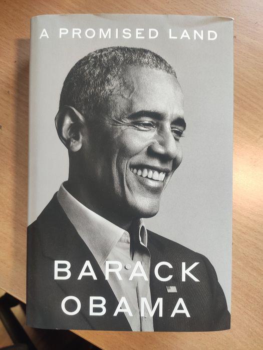 A Promised Land - Barack Obama Oświęcim - image 1