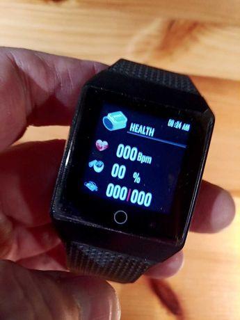 IT117 - Smartwatch z pomiarem pulsu, saturacji i ciśnienia krwi.