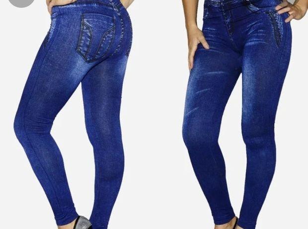 Лосины джинсовые.  3 шт.