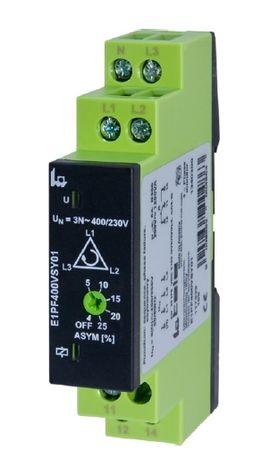 Реле контроля фаз E1PF400VSY01