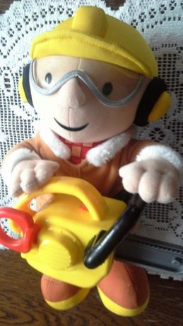 Interaktywny Bob budowniczy Hasbro ,35 cm