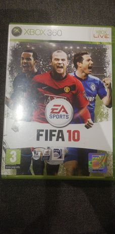 Gra FIFA 10 xbox 360