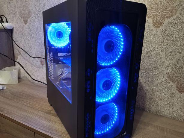 Игровой Пк, Ryzen 5, RX 580 8gb