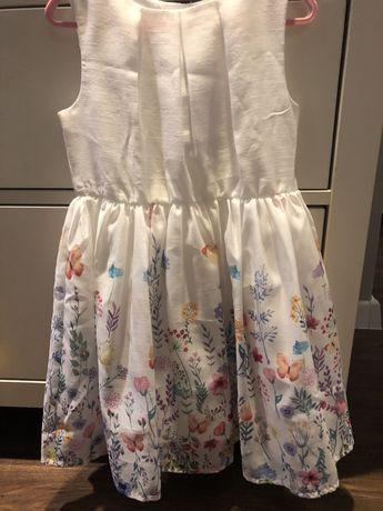Sukienka wizytowa 98 reserved