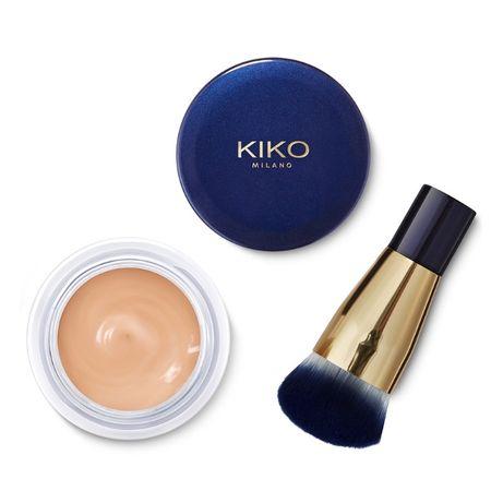 Kiko Creamy Matte Foundation Podkład