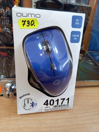 Беспроводная Bluetooth мышка Office Qumo Royal M56