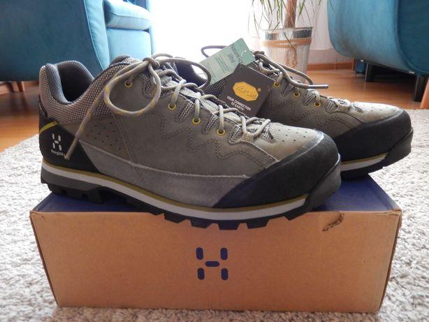 nowe męskie buty trekkingowe Haglöfs Vertigo Proof Eco rozmiar 44 2/3