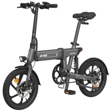 Himo Z16 - Bicicleta Elétrica Dobrável
