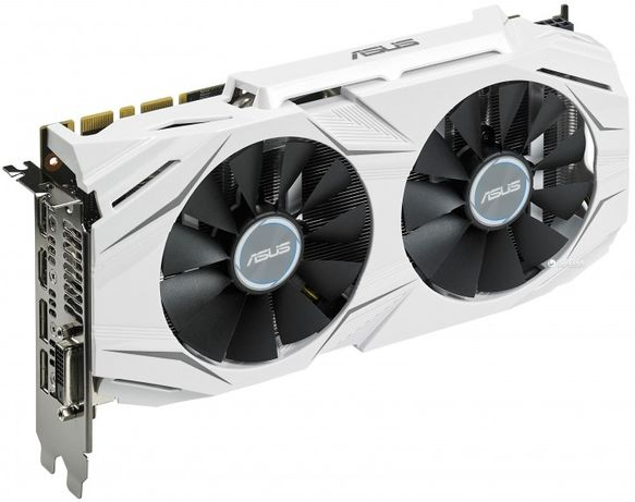 Asus Geforce GTX 1070 8 Gb Dual