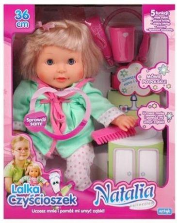 Lalka Natalia czyścioszek