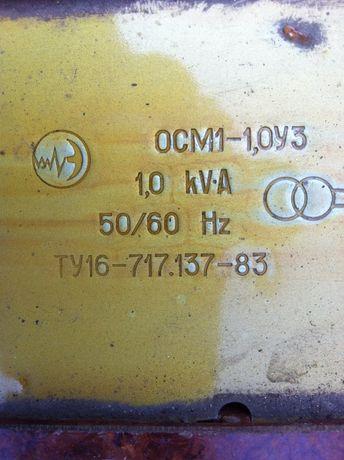 Трансформатор ОСМ1-1.0
