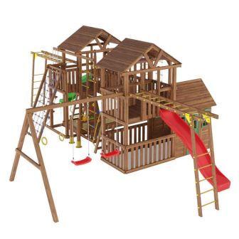 Детская площадка лидер 24 от производителя