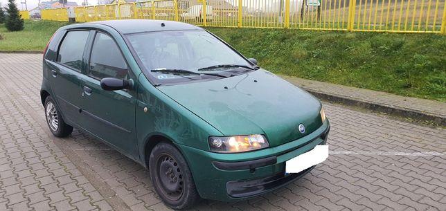 Fiat Punto 1.2/16V benzyna 80km klimatyzacja przegląd do maja 2021r.