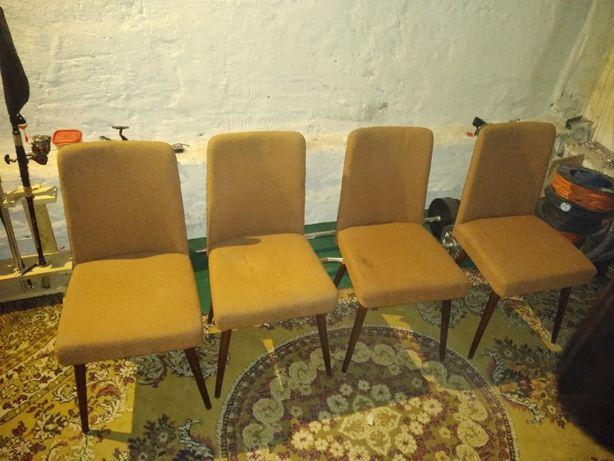 Krzesła z 1980r Bydgoszcz